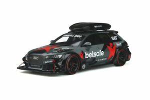 1:18 Audi RS6 DTM (Jon Olsson) -- Gumball 3000 Betsafe -- GT Spirit