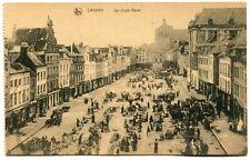 CPA - Carte Postale - Belgique - Leuven - De Oude Markt (I12563)