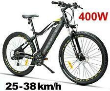 VTT vélo électrique 38 km/h Mode SCOOTER 400W 48V  batterie 13 AH 120 km e-bike