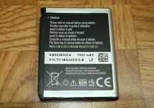 Original Samsung AB653850CA Standard Battery for Nexus S I9020T / 4G D720