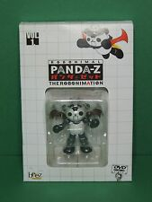 Robonimal Panda-Z coffret Figurine PVC + DVD 15 épisodes Vol.1 The Robonimation