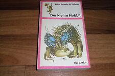 J.R.R.Tolkien -- der KLEINE HOBBIT oder:  HIN und ZURÜCK  (mit 1er Karte) 1992