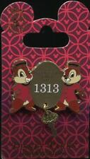 Tower of Terror Room 1313 Chip 'N Dale Disney Pin 108062