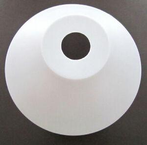Lampenschirm aus Kunststoff für Stehlampen Pendellampen E-27, 24 cm