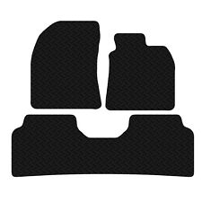 Carsio Rubber Tailored Car Floor Mats for Toyota Avensis 2011+ Onwards