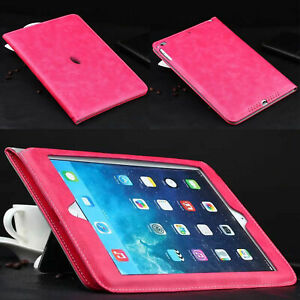 """Case For Apple iPad 10.2"""" 8th 7th Generation / 9.7"""" 6th 5th Leather Wallet Cover"""