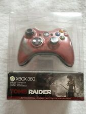 Official Xbox 360 Tomb Raider Limited Edition Controller New Box Has Damage