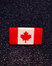 Canadian Flag Enamel Pin Badge