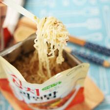 Korean Food Kimchi Noodle & Rice Ramenbap Korean MRE Hot Water Need Only