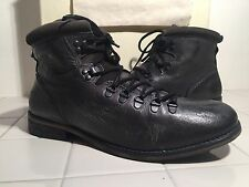 Diesel Mens Black Stills Men Boots Size 12 New