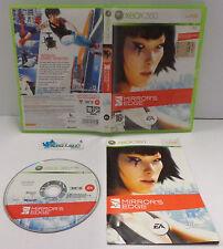Consolle Game Gioco Microsoft XBOX 360 ITALIANO EA Play ITA - MIRROR'S EDGE -