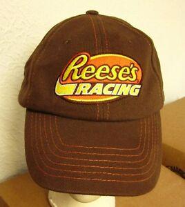 REESE'S RACING baseball hat Peanut Butter Cups logo cap Kevin Harvick