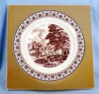Wedgwood Etruria Hall Plate Collector Society London 1954-1979 Limited Ed 300