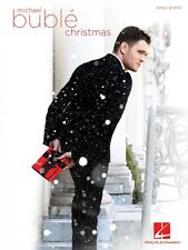 Michael Buble Christmas Easy Piano Book NEW 000101775