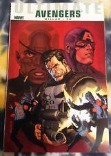 ULTIMATE AVENGERS Crime and Punishment TPB - Marvel Comics / New
