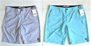 NWT Billabong Men's Submersibles Daily Hybrid Shorts