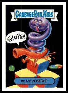 2018 Garbage Pail Kids We Hate the '80s Video Games #3b Beaten Bert