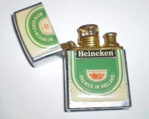 Vintage lighter  -  Heineken