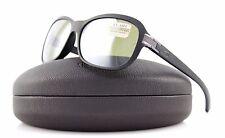 POLARIZED NEW Genuine SERENGETI ISOLA Sanded Black Glitter 555NM Sunglasses 7938