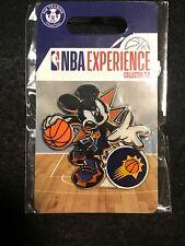Disney Pin DS Mickey Mouse NBA Experience Basketball Uniform Phoenix Suns