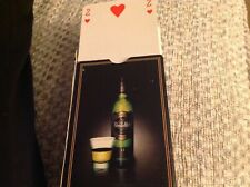 Glenfiddich Whisky Playing Cards - unused