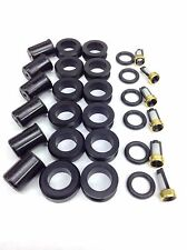 FUEL INJECTOR REPAIR KIT O-RINGS FILTERS CAPS GROMMETS 1988-1992 LAND CRUISER V6