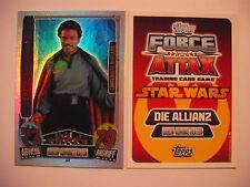 Star Wars Movie Card Serie 3. Limitierte Karten LE 4 (LANDO CALRISSIAN). NEU !
