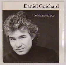 Bettina Rheims 45 tours Daniel Guichard 1989