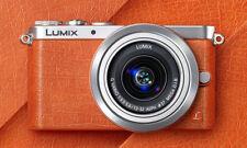 Panasonic Lumix DMC-GM1  GM1  16.0MP Digitalkamera - Orange  limit. Edition TOP!