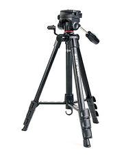 SLIK S640 Tripod  3-WAY Pan Head for SLR DSLR  Video Cameras with tripod pouch