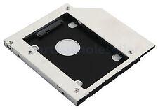 2nd Disco Rigido HDD SSD Caddy per HP ProBook 450 650 G1 G2 Scambiare SU-208CB