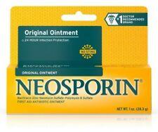 Neosporin Original First Aid Antibiotic Ointment 1 oz (Pack of 2)