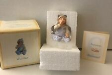 Wunder ~ Faerietots The Boyds Collection ~ Displayed Figure With Box & Card