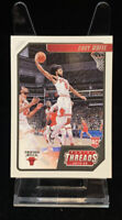 2019-20 Panini Chronicles Threads COBY WHITE Chicago Bulls RC Rookie Card #95