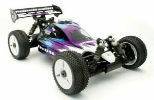 Mugen MBX6 1:8 Off-Road Nitro Buggy Kit (Pre-mounted) - Neu