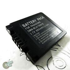 CGA/CGR-S001/S001A/1B/S001E/DMW-BCA7 Battery for Panasonic Lumix DMC-FX5EN
