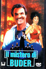 IL MISTERO DI BUDER (1989)  VHS CiC Burt REYNOLD
