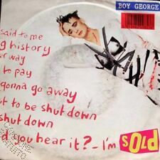 Boy George - sold / are you too afraid 45""