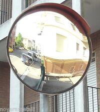 specchio stradale convesso 50cm con visiera antiurto
