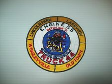 Chicago Fire Department Engine 55 Patch