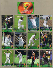 TASMANIAN TIGERS  TOPPS 2002  ACB GOLD CRICKET CARDS