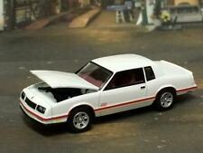 4th Generation 1987 Chevrolet Monte Carlo w/SS V-8 Package 1/64 Scale Ltd Y8