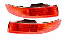 98-01 Acura Integra DC DC2 JDM Frosted Amber Bumper Light Blinker Parking