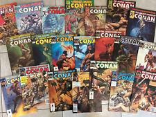 Savage Sword of Conan #1, 36, 37, 25... 197, not COMPLETE FULL RUN, 23 book lot
