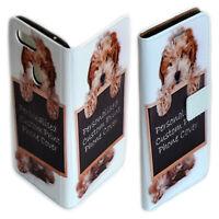 For OPPO Series Flip Wallet Mobile Phone Cover - Custom Personalised Print