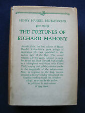 Collection of HENRY HANDEL RICHARDSON'S Trilogy of AUSTRALIAN Life in Single Vol