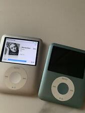 Apple iPod Model: A1236 Nano 8Gb Silver #U3212