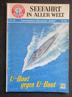 Rar aus Sammlung Roman SEEFAHRT IN ALLER WELT Band 46  Erstausgabe 50er/60er !