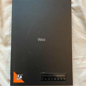 Harlequin - Woo - Fabric Sample Book