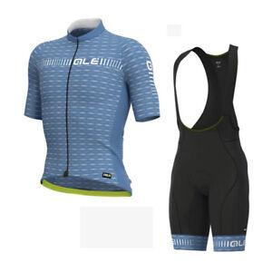 Men's Cycling Short Sleeves jersey bib shorts sets Ropa Ciclismo Breathable NY1